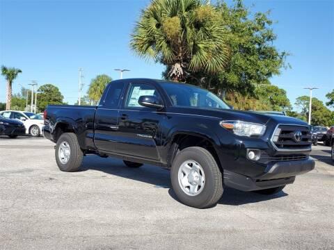 2021 Toyota Tacoma for sale at PHIL SMITH AUTOMOTIVE GROUP - Toyota Kia of Vero Beach in Vero Beach FL