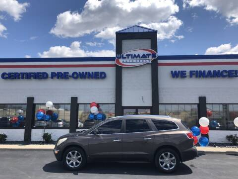 2008 Buick Enclave for sale at Ultimate Auto Deals DBA Hernandez Auto Connection in Fort Wayne IN