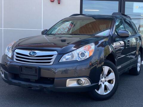 2012 Subaru Outback for sale at MAGIC AUTO SALES in Little Ferry NJ