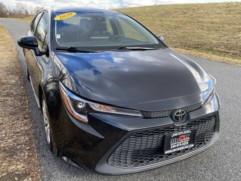 2020 Toyota Corolla for sale at Mr. Car City in Brentwood MD