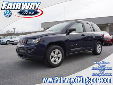 2015 Jeep Compass for sale at Fairway Ford in Kingsport TN