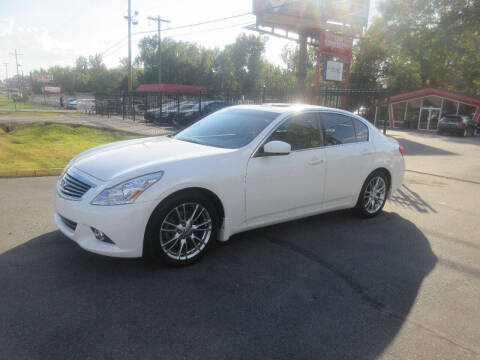 2013 Infiniti G37 Sedan for sale at Car Connection in Little Rock AR