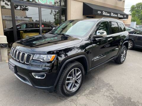 2017 Jeep Grand Cherokee for sale at Wilson-Maturo Motors in New Haven CT