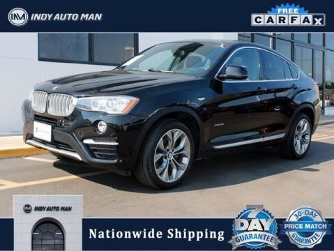 2018 BMW X4 for sale at INDY AUTO MAN in Indianapolis IN