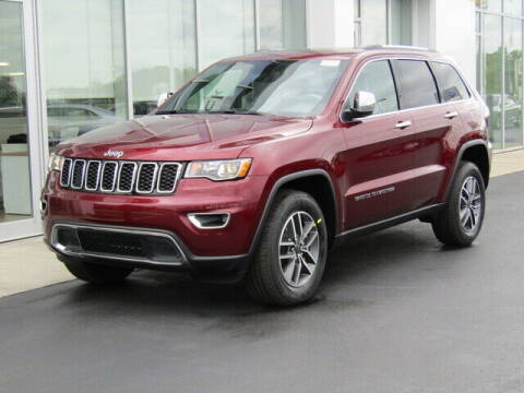 2021 Jeep Grand Cherokee for sale at Brunswick Auto Mart in Brunswick OH