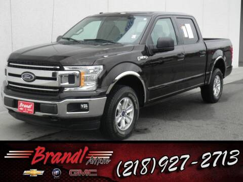 2018 Ford F-150 for sale at Brandl GM in Aitkin MN