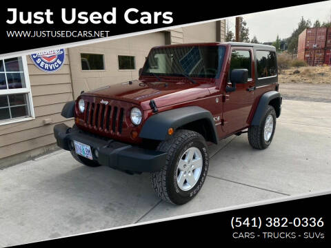 2009 Jeep Wrangler for sale at Just Used Cars in Bend OR