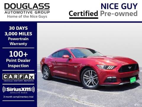 2016 Ford Mustang for sale at Douglass Automotive Group - Douglas Mazda in Bryan TX