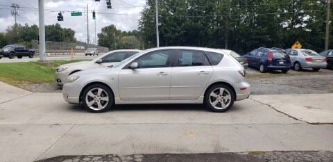 2004 Mazda MAZDA3 for sale at On The Road Again Auto Sales in Doraville GA