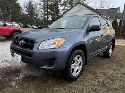 2012 Toyota RAV4 for sale at Williston Economy Motors in Williston VT