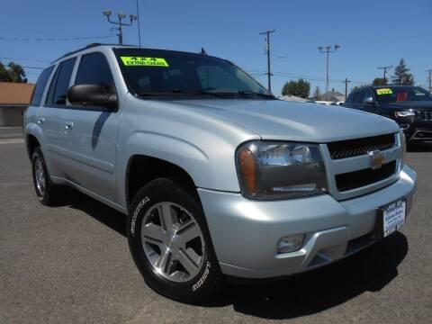 2007 Chevrolet TrailBlazer for sale at McKenna Motors in Union Gap WA