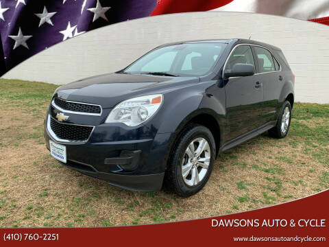 2015 Chevrolet Equinox for sale at Dawsons Auto & Cycle in Glen Burnie MD