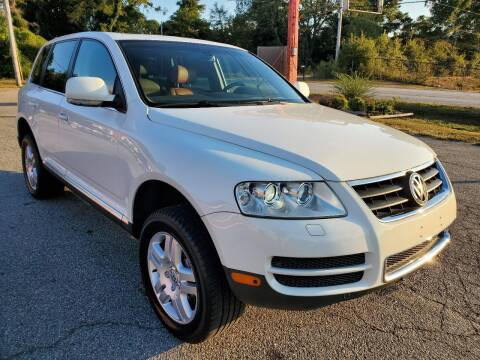 2006 Volkswagen Touareg for sale at GA Auto IMPORTS  LLC in Buford GA