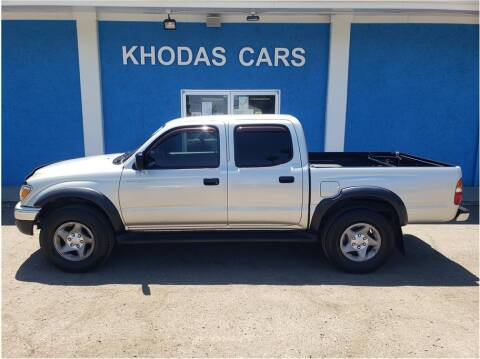 2003 Toyota Tacoma for sale at Khodas Cars in Gilroy CA