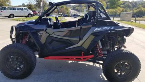 2019 Polaris Rzr for sale at HIGHWAY 12 MOTORSPORTS in Nashville TN