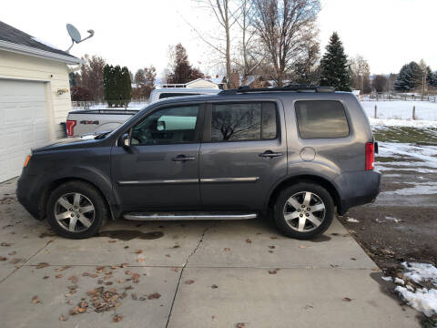2015 Honda Pilot for sale at Best Buy Auto Sales in Missoula MT
