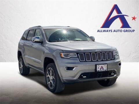 2019 Jeep Grand Cherokee for sale at ATASCOSA CHRYSLER DODGE JEEP RAM in Pleasanton TX