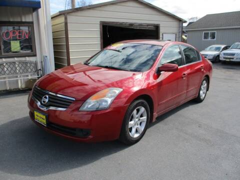 2009 Nissan Altima for sale at TRI-STAR AUTO SALES in Kingston NY