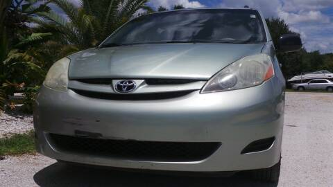 2006 Toyota Sienna for sale at Southwest Florida Auto in Fort Myers FL