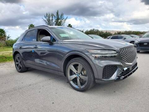 2022 Genesis GV70 for sale at DORAL HYUNDAI in Doral FL