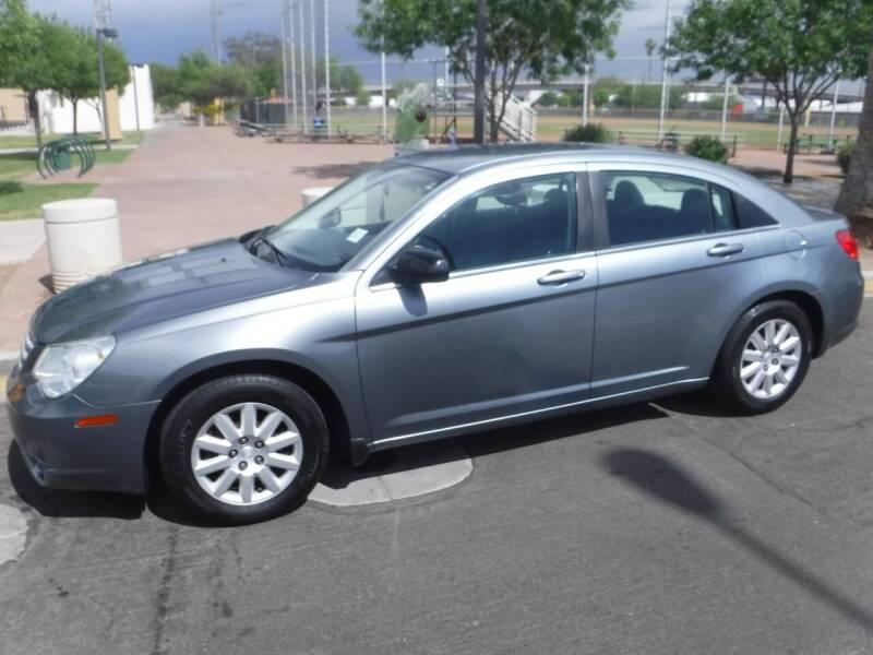 2008 Chrysler Sebring for sale at J & E Auto Sales in Phoenix AZ