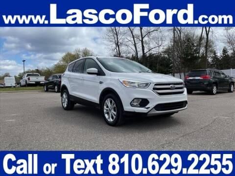 2017 Ford Escape for sale at LASCO FORD in Fenton MI