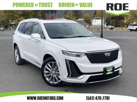 2021 Cadillac XT6 for sale at Roe Motors in Grants Pass OR