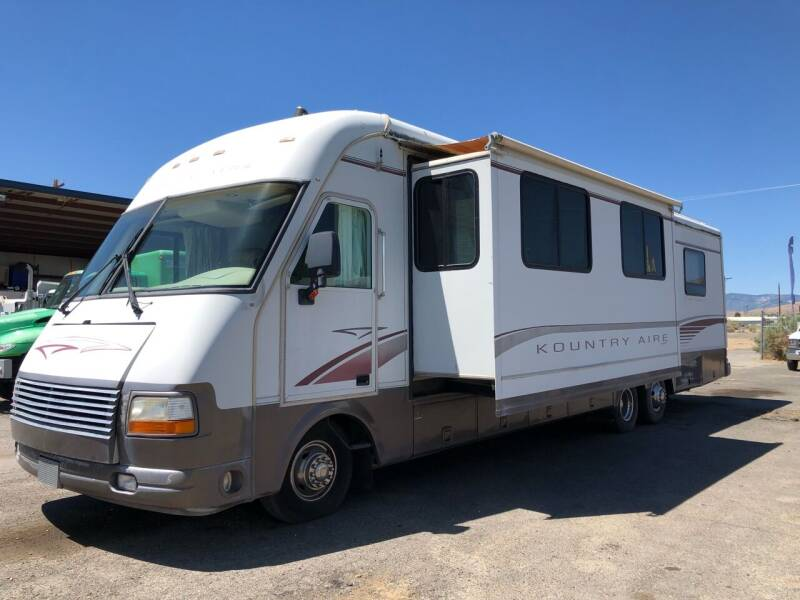 1997 Ford Motorhome Chassis for sale at Brand X Inc. in Carson City NV