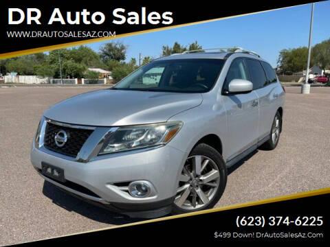 2014 Nissan Pathfinder for sale at DR Auto Sales in Glendale AZ