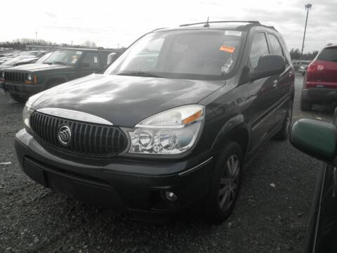 2004 Buick Rendezvous for sale at Auto Town Used Cars in Morgantown WV