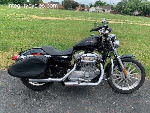 2005 Harley-Davidson XL 883 LO for sale at INTEGRITY CYCLES LLC in Columbus OH