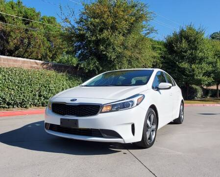 2018 Kia Forte for sale at International Auto Sales in Garland TX