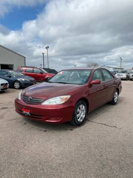 2004 Toyota Camry for sale at Broadway Auto Sales in South Sioux City NE