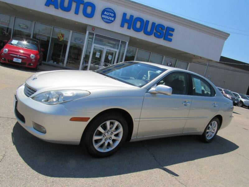 2003 Lexus ES 300 for sale at Auto House Motors in Downers Grove IL