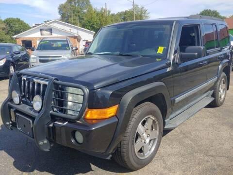 2009 Jeep Commander for sale at L&M Auto Import in Gastonia NC