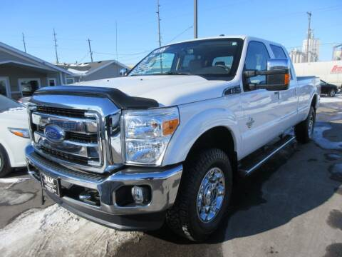 2015 Ford F-250 Super Duty for sale at Dam Auto Sales in Sioux City IA