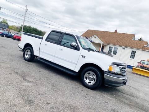 2002 Ford F-150 for sale at New Wave Auto of Vineland in Vineland NJ