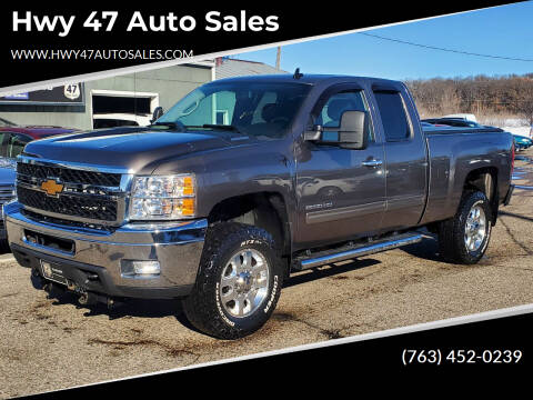 2013 Chevrolet Silverado 2500HD for sale at Hwy 47 Auto Sales in Saint Francis MN