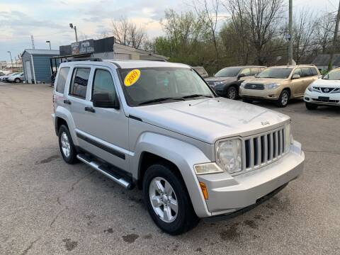 2009 Jeep Liberty for sale at LexTown Motors in Lexington KY
