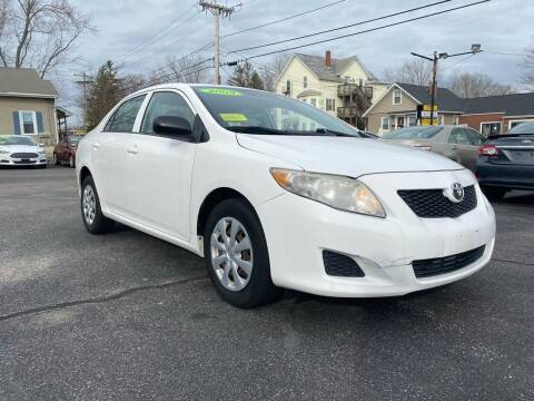 2009 Toyota Corolla for sale at Automazed in Attleboro MA