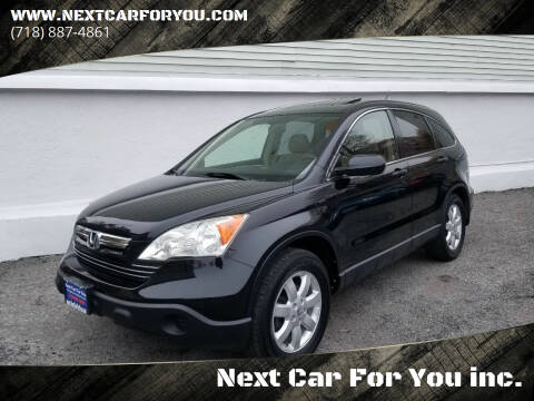 2007 Honda CR-V for sale at Next Car For You inc. in Brooklyn NY