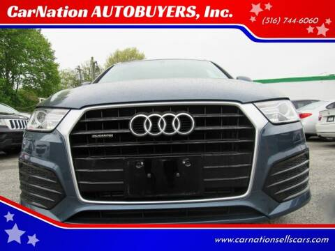 2018 Audi Q3 for sale at CarNation AUTOBUYERS, Inc. in Rockville Centre NY