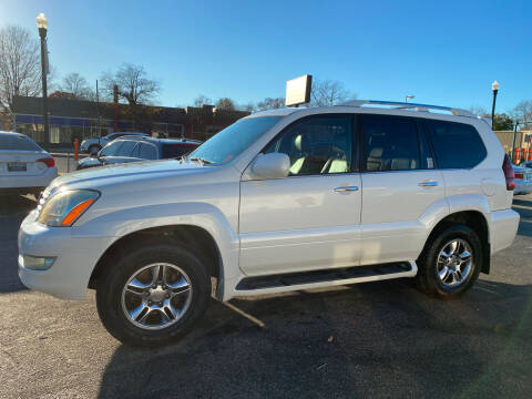 2008 Lexus GX 470 for sale at BWK of Columbia in Columbia SC