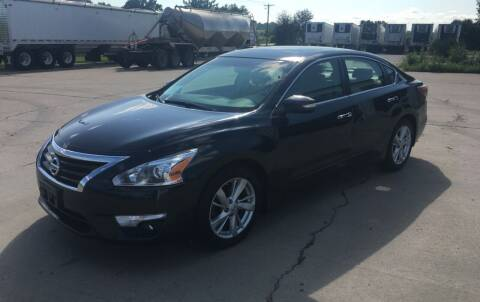 2013 Nissan Altima for sale at More 4 Less Auto in Sioux Falls SD