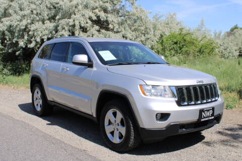 2012 Jeep Grand Cherokee for sale at Northwest Premier Auto Sales in West Richland And Kennewick WA
