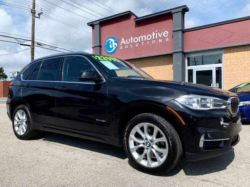 2014 BMW X5 for sale at Automotive Solutions in Louisville KY