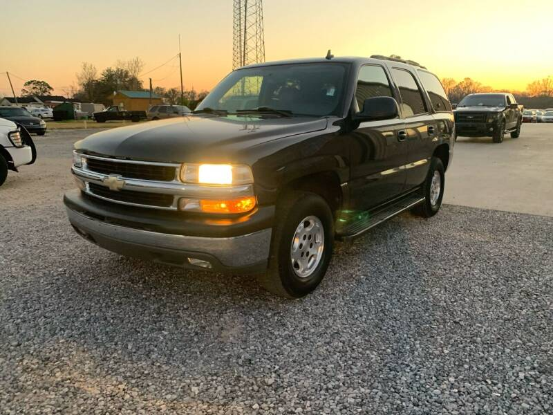 2006 Chevrolet Tahoe for sale at Bayou Motors Inc in Houma LA