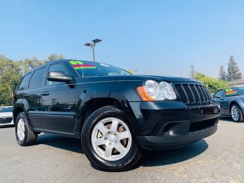 2009 Jeep Grand Cherokee for sale at Alpha AutoSports in Sacramento CA