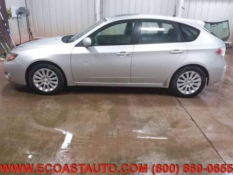 2010 Subaru Impreza for sale at East Coast Auto Source Inc. in Bedford VA