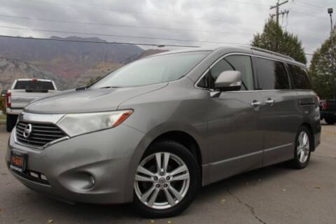 2012 Nissan Quest for sale at REVOLUTIONARY AUTO in Lindon UT